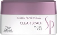 Wella System Professional Clear Scalp Anti-dandruff Mask (200 Ml)
