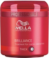 Wella Brilliance Treatment Mask For Colored Hair (150 Ml)