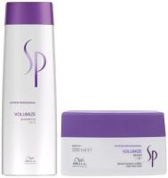 Wella Professionals Professional Sp Volumize Shampoo & Mask Combos (450 Ml)
