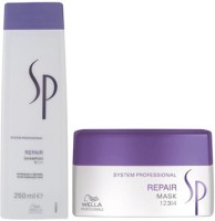 Wella Professional SP Repair Shampoo & Mask Combo Pack (450 Ml)