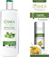 Oshea Herbals Hair Regrowth Shampoo And Serum (250 Ml)