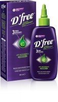 D'free Anti Dandruff Lotion With Anti Recurrence Formula (100 Ml)