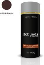 Rebuilds Hair Building Fiber Medium Brown