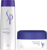 Wella System Professional SP Smoothen Shampoo & Mask Combo Pack (450 Ml)