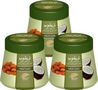 Trichup Healthy Long & Strong Herbal Hair Cream (200 Ml) (Pack Of 3) (200 Ml)