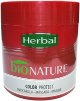 Herbal Bionature Hair Mask For Color Protection (400 Ml)