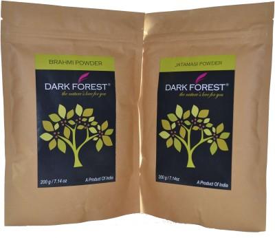 Dark Forest Dark Forest Brahmi + Jatamasi Combo