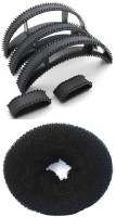 Out Of Box Set Of 5 Hair Bumpit Puff And Lady Styling Bun Maker One Piece OOB-1134 Extreme Hair Volumizer Mousse (6 G)