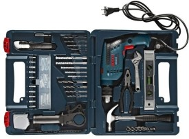 GSB 13 RE Impact drill with Smart Tool Kit