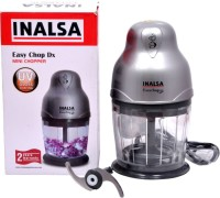 Inalsa Easy Chop Deluxe 250 W Hand Blender (Silver)