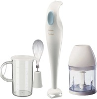 Philips HR 1351/C 250 W Hand Blender (White And Blue)