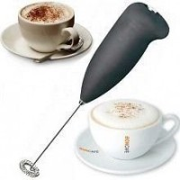Everything Imported Portable Wishker For Lassi, Milk, Coffee, Egg Beater Mixer Batte 20 W Hand Blender (Black)