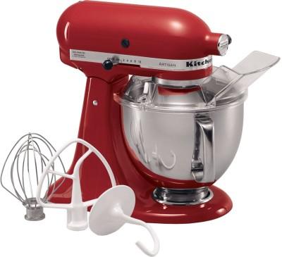 KitchenAid Artisan 5KSM150PSD 4.8L 300W Tilt Head Stand Mixer