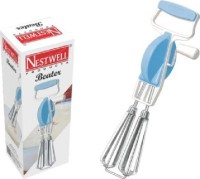 NESTWELL HAND BLENDER EGG,LASSI,BUTTER,MILK,JUICE LIQUIDIZING 0 W Hand Blender (Blue)