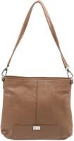 Beau Design Shoulder Bag Brown