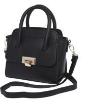 Fur Jaden Sling Bag Black