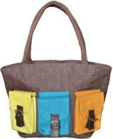 Earthen Me Bbj153 Shoulder Bag Brown