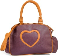 Frosty Fashion Stylish And Sleek Ff0100532 Hand-held Bag - Orange-532