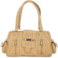SkyWays Embezzled Studs Hand-held Bag Cream-02