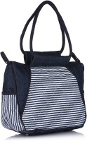 Home Heart Cute And Classic Hand-held Bag - Blue