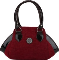 Aadi And Sons Stylish Appeal Hand-held Bag Maroon01