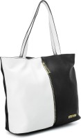 Kenneth Cole Reaction Middleton Shoulder Bag (Black And White)