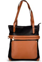 Craze On Bags Light Brown Shoulder Bag - Brown