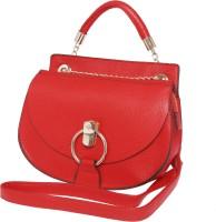 Fur Jaden Sling Bag Red