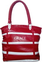 Match And Catch Beautiful And Graceful Shoulder Bag Red