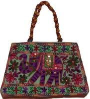 Jaipur Classic Hand-held Bag Multicolor - HMBEA9SJGDA9B9N6