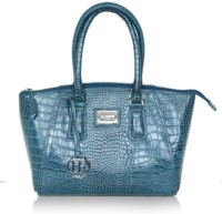 La Roma 1135BL Hand-held Bag - Blue