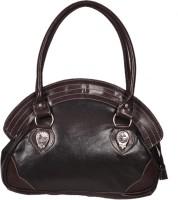 Speed Dot Two Stone Brown Women Shoulder Bag Brown-0.11