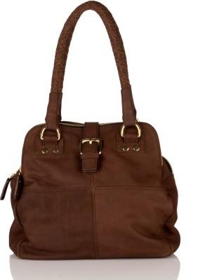 Eva Khiora Eva Shoulder Bag (Brown)