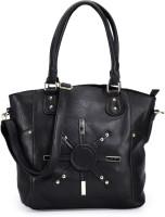 Frosty Fashion Stylish And Sleek Ff0100505 Shoulder Bag (Black-505)