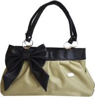 JG Shoppe Bowtip Hand-held Bag Gold-231