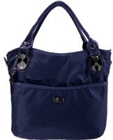 Jinu Trendy A8258b Hand-held Bag - Blue