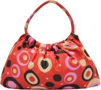 Anekaant Dot Hand Bag Red