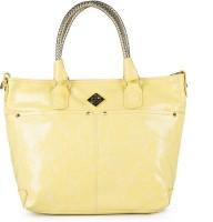 Craze On Bags Classy Hand-held Bag (224 Yellow)
