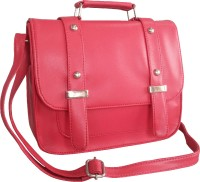Toteteca Bag Works TT2463 Medium Sling Bag - Pink