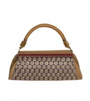 Bag Berry Rounded Hand-held Bag - Golden Round