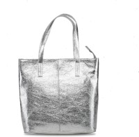 Style Walk Elegant And Stylish Shoulder Bag (Swb 8_silver)