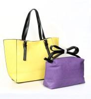 Carry On Bags Festive Fervour Messenger Bag (Yellow)
