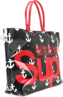 Superdry Tote Ribbon Red