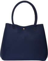 Famous By Payal Kapoor Hand-held Bag Blue