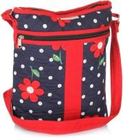 Home Heart Hipster Medium Sling Bag (Multicolor)