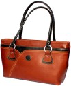 StonKraft Designer Faux Leather Shoulder Bag - Brown