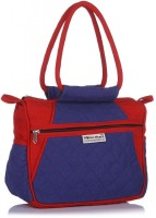 Home Heart Cute And Classic Hand-held Bag - Red, Blue