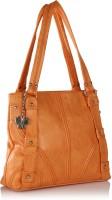 Butterflies Trendy Hand-held Bag - Orange