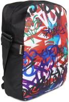 Zwart 314101DP Sling Bag - Dark Colour Print