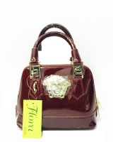 e5bcd3d4cc 11% OFF on Flora Versace Hand-held Bag Maroon-01 on Flipkart ...